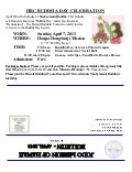 Jodo Mission Bulletin - April 2013