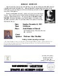 Jodo Mission Bulletin - December 2013