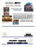 Jodo Mission Bulletin - August 2014