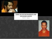 John allen muhammad and lee boyd ma...