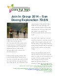 Join in group 2014 – son doong exploration