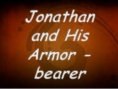 Jonathan and his armor bearer
