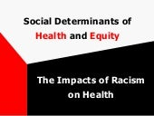Social Determinants of Health and E...