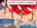 Joomla: 10 years of progress (jd15fr)