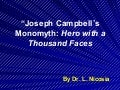 Joseph Campbell Hero And Quest
