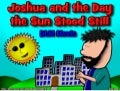 Joshua And The Day The Sun Stood Still