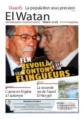 Journal   el watan du 22.06.2012