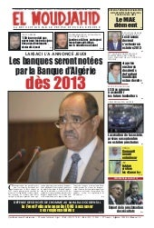 Journal el moudjahid 23 06-2012