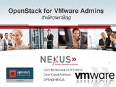 OpenStack for VMware Admins - VMwor...