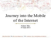 Journey into the mobile of the Internet - Nelson Wee Salesforce.com Biz Academy Presentation 19 june 2013