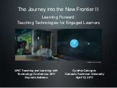 Journey into the New Frontier II