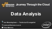 Data Analysis - Journey Through the Cloud