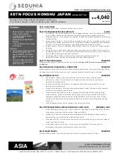 8D Honshu - JAPAN MATTA Fair package