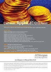 Jp morgan mutual fund common applic...