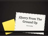 jQuery From the Ground Up