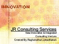 Jr consulting services