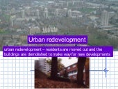 London Docklands redevelopment