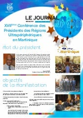 Journal special RUP