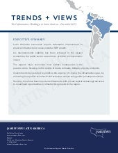 Jamestown Latin America | Trends + ...