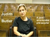 Judith  Butler  - Resource Pack