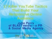 17 Killer YouTube Tactics That Buil...