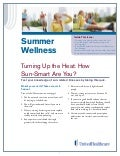 July 2011 Health Newsletter Summer Health