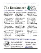 July-August 2010 Roadrunner Newslet...
