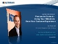 Alterians July 2009 Webinar   Persuasive Content   Using Your Website To Grow Your Customer Experience