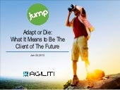 Adapt or Die: What It Means to Be The Marketer of The Future