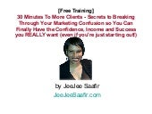 Jumpstart the Heart of Your Biz Fre...