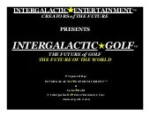 1-1-12-INTERGALACTIC GOLF POWER POINT