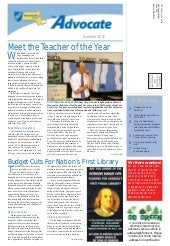 AFT MA June 2011 Newsletter