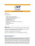 June 2012 ICF Colorado Newsletter