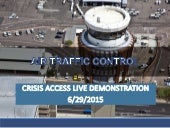 Air Traffic Control Demonstration 2015-06-29