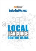 Local Language Content Users - 2007