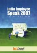 Juxt Consult India Employee Speak 2007 Current Hr Trends