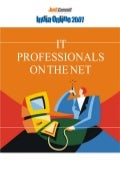 Juxt Consult India Online 2007 IT Professionals On The Net Report