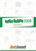 Juxt Consult India Online 2008 Main Report
