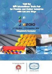 K 2010 Trade Fair Package by Cox an...