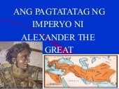 Kabanata 4   alexander the great etc