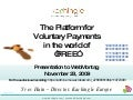 "Kachingle: The Platform for Voluntary Payments in the world of ""FREE"""