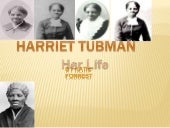 Kaitlyn Harriet Tubman Project