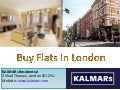 How to Buy a Flat in London | KALMARs.com