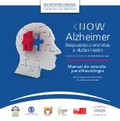 Know Alzheimer. Manual de consulta ...