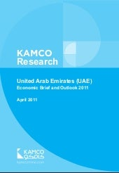 Kamko uae outlook april2011