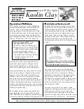 Insect IPM in Apples: Kaolin Clay