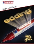 Catalogue edding 2010