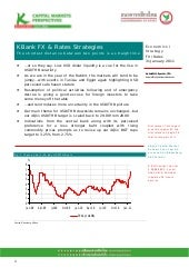 KBank fx & rates strategies   the s...