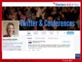"""Twitter and Healthcare Conferences : Current and Future Impact!"" #doctors20 2015"