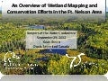 Wetland Mapping & Conservation Efforts in the Fort Nelson area